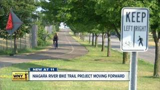 Bike trail extension approved in Niagara Falls