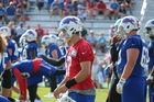 Bills Training Camp Depth Chart - Day 15