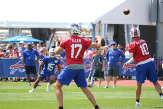 Joe B: 7 observations from Bills camp - Day 14