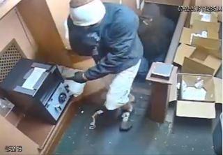 Police investigating two restaurant burglaries
