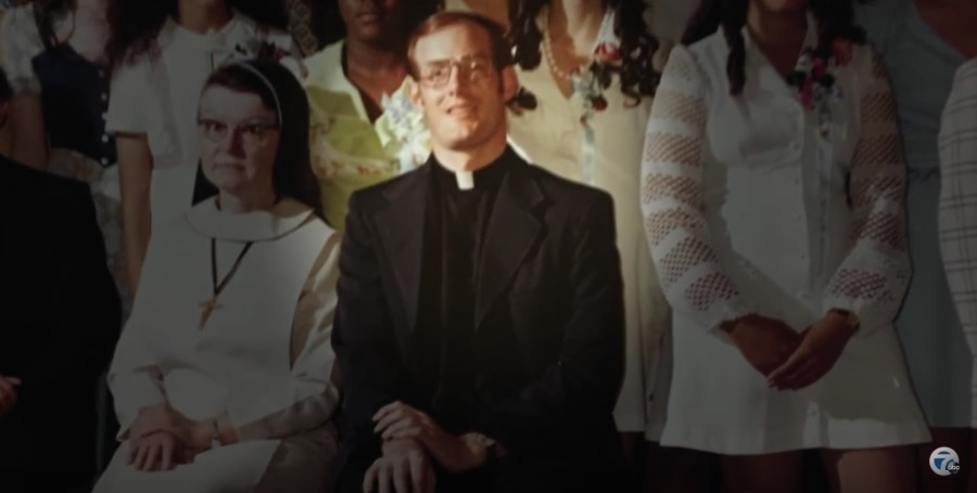 third victim of father riter testifies before diocese