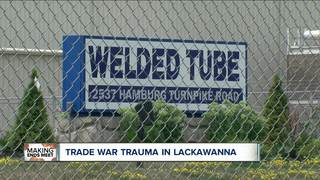 Lackawanna company being hurt by steel tariffs