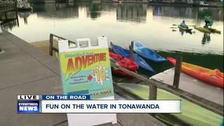 On the Road: Tonawanda's fun on the water