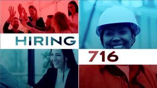 Hiring 716: the job fair that guarantees a job