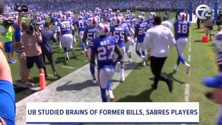 UB studied the brains of retired Bills & Sabres