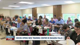 New workforce training center in the heart of NF
