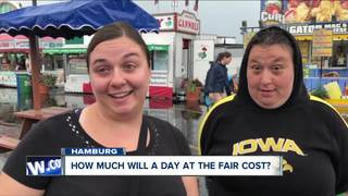 Tips for going to The Fair on a Budget.