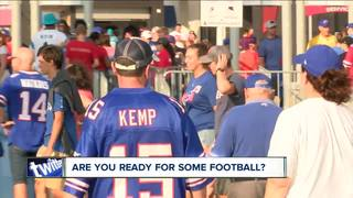 Are Bills fans ready for the 2018-19 season?