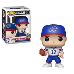 Soon you can own Josh Allen, in Funko Pop! form