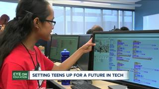 Setting up students for future in technology