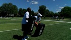 Fred Jackson holds football camp in Buffalo