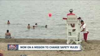 Push to allow life jackets at all WNY beaches
