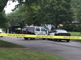 SWAT team responds to man barricaded in home