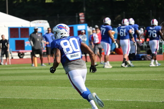 Joe B: 7 observations from Bills camp - Day 15