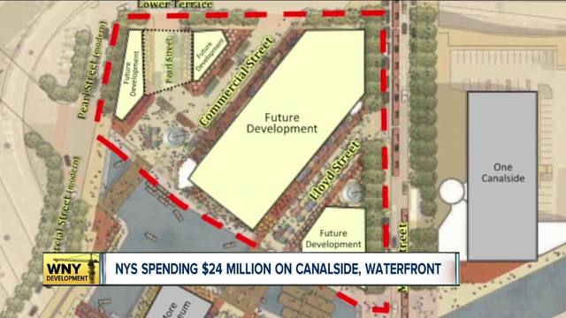 Changes to Canalside, Buffalo waterfront coming