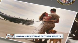 Veterans are missing out on benefits from the VA