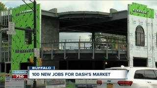 Hiring 716: 100 new jobs for one store