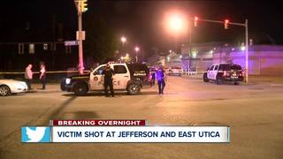 Police announce arrests in Wednesday shooting