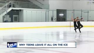 WNY teens leave it all on the ice