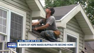 Mississippi organization moves to Buffalo