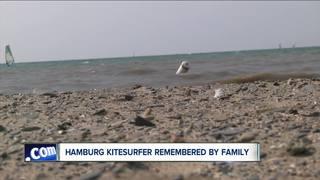 Hamburg Kitesurfer remembered by family