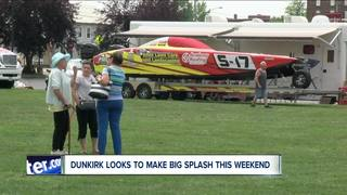 100+mph Powerboat Race in Dunkirk this weekend