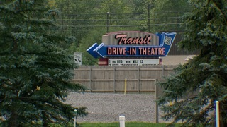 Mom goes into labor during drive-in horror movie