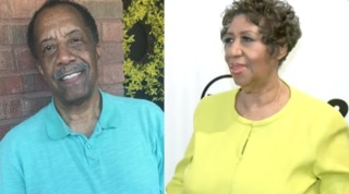 Aretha Franklin's childhood crush speaks out