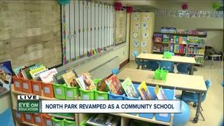 North Park Community School educating families