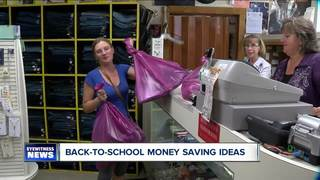Parents share back-to-school shopping ideas