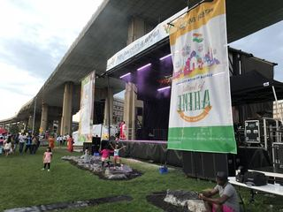 Festival of India comes to Canalside