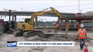 'Cars Sharing Main Street' expands to Canalside