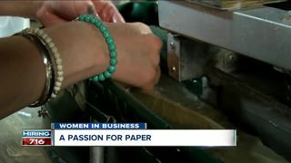 Women in Business: a passion for paper