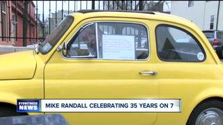 Mike Randall: 35 years at WKBW-TV