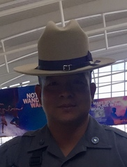 Trooper saves one year-old from choking