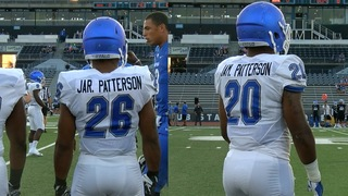 UB brothers & teammates share unbreakable bond