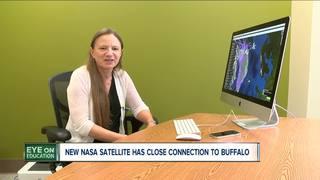 New NASA satellite has connection to Buffalo