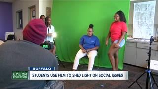 Students shed light on social issues with film