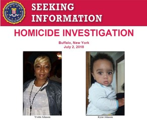 FBI offering $25,000 reward for homicide info