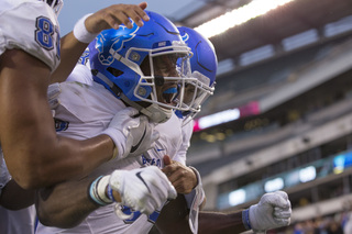 UB beats Temple 36-29 to improve to 2-0