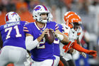 Buffalo Bills release QB Nathan Peterman