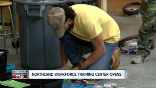 Northland Workforce Training Center now open