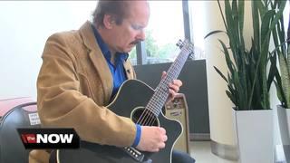Pro guitarist shares his healing music