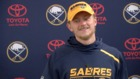 Eichel re-energized, ready to take major steps