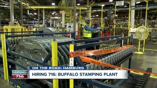 Take a look inside Ford's Buffalo Stamping Plant