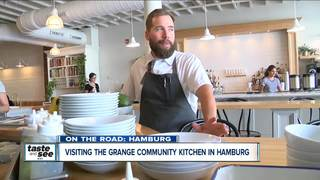 Chef returns home to open The Grange in Hamburg