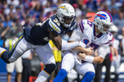 Bills fall to Chargers 31-20 in home opener