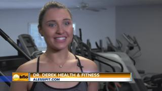 Alessi Fitness Miss New York