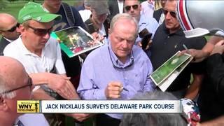 Re-design plans revealed for Delaware Park