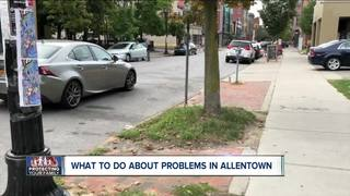 Neighbors say Allentown is out of control